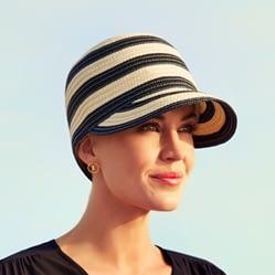 Summer Straw Cap